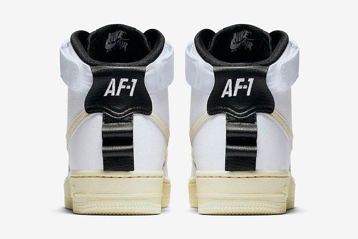 Nike Air Force 1 High Utility White Black 4