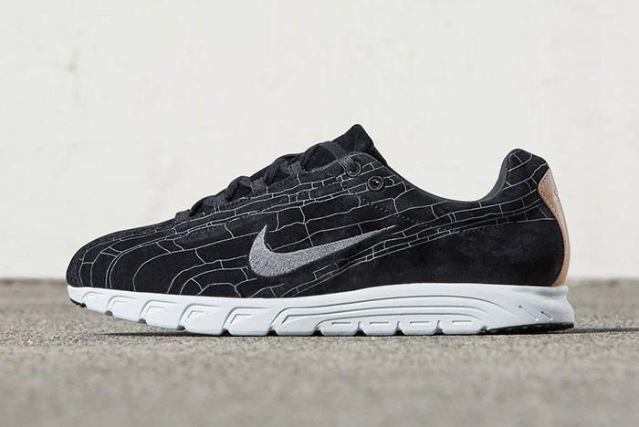 Nike Mayfly Premium Black 3