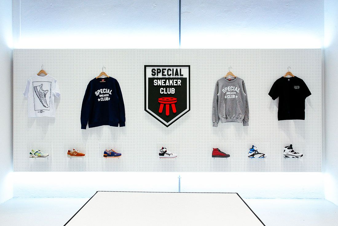 Special Sneaker Club Headquarters Milan In Store Shot6