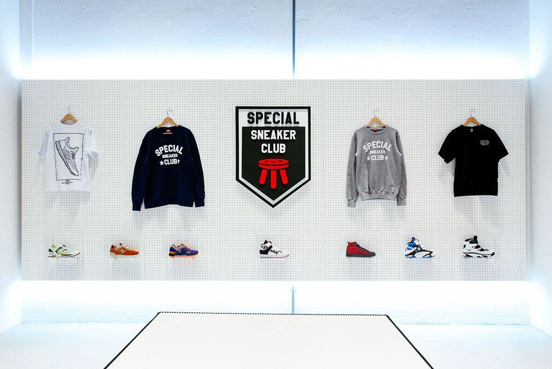 Special Sneaker Club Headquarters Milan In Store Shot6