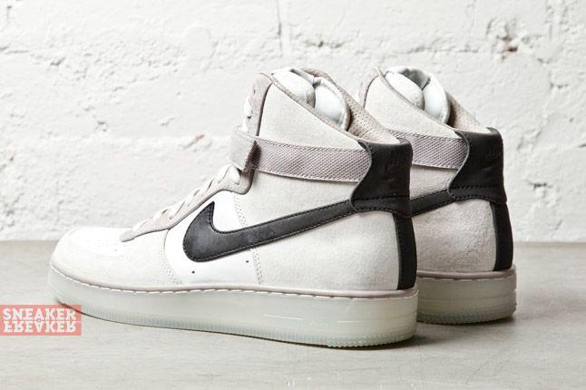 Nike Af1 Downtown Hi White 3