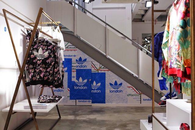 Adidas Originals London Store Opening 10
