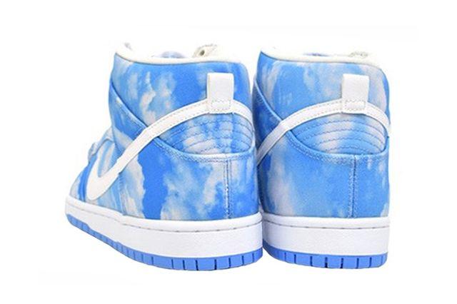 Nike Sb Dunk High Blue Sky 2