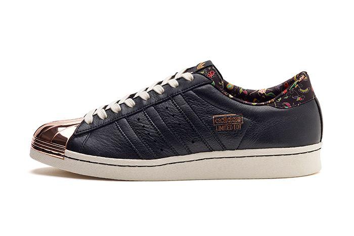 Limited Edt X Adidas Consortium Superstar 80 V Zx Flux