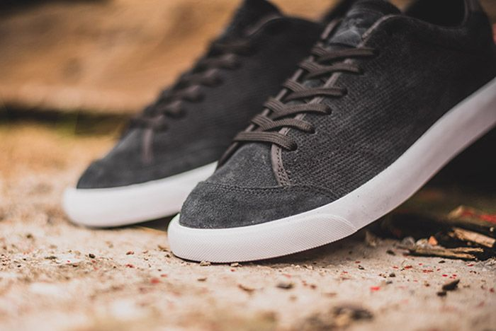 Nike All Court 2 Low Black Suede 4