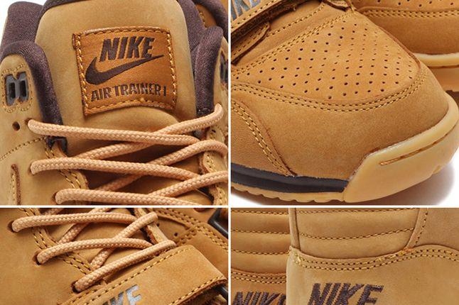 Nike Air Trainer Wheat 4
