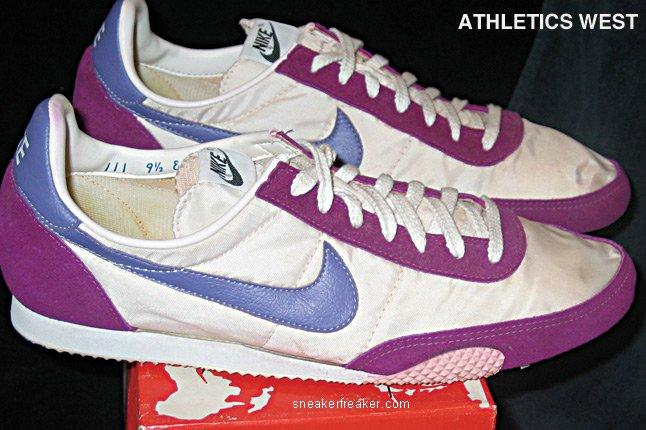 Vintage Collector Lindy Darrell Nike Runners 9