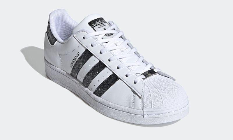 adidas Swarovski Superstar Angled