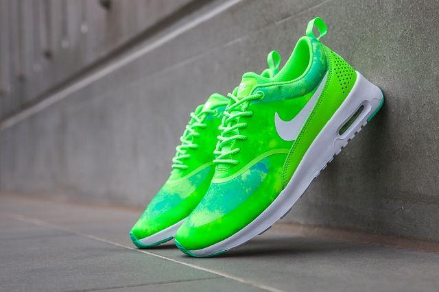 Nike Air Max Thea Flash Lime Bumper 3