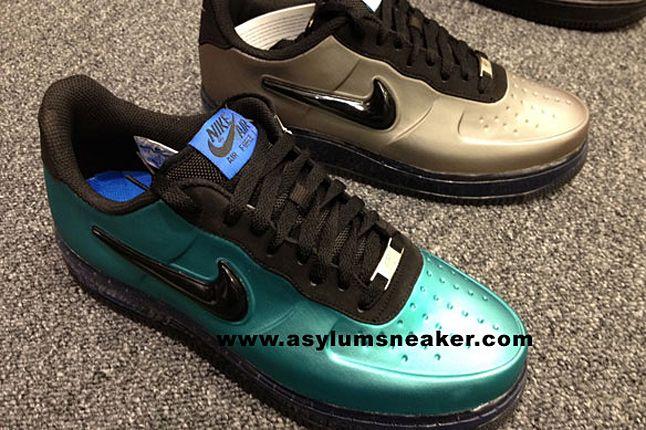 Nike Air Force 1 Foamposite 1