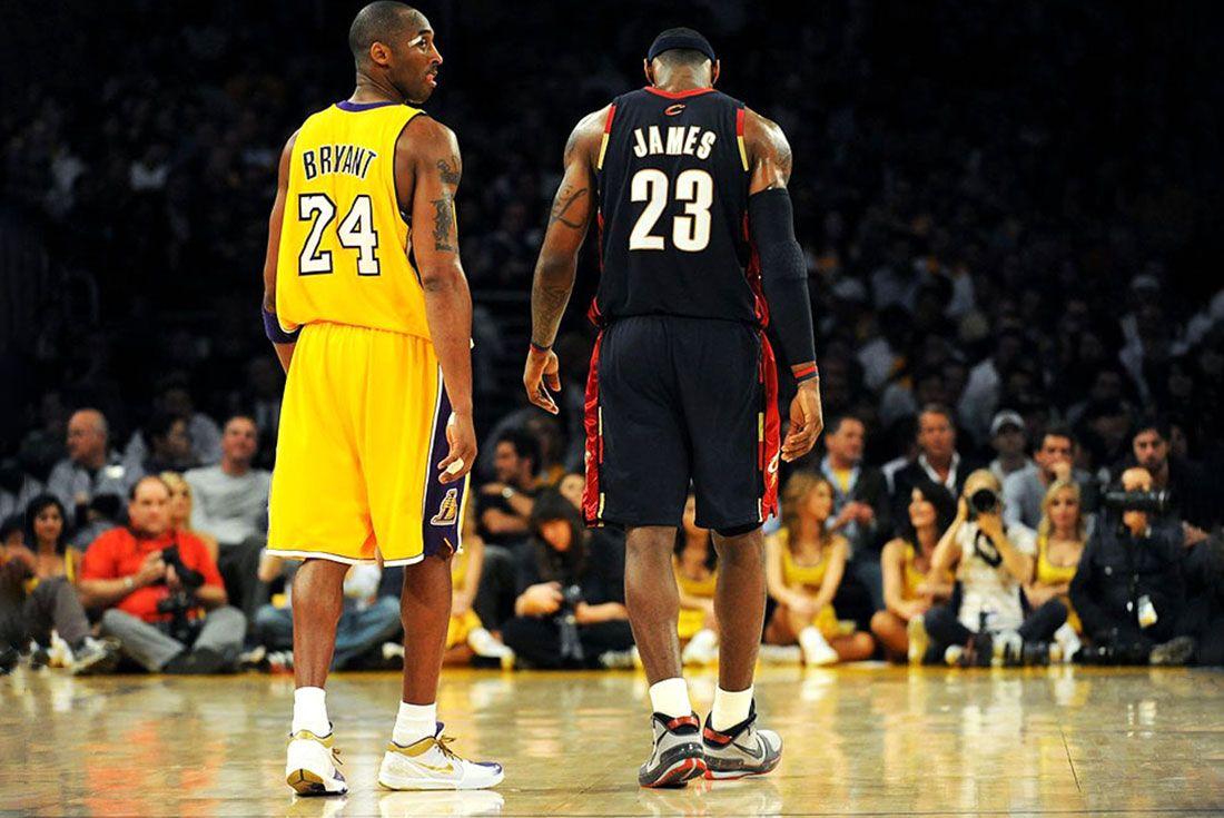 4 2009 Kobe 4 Pe White Purple Toe Vs Lebron Sn