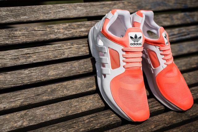 Adidas Eqt Racer 2 0 Solar Orange 1