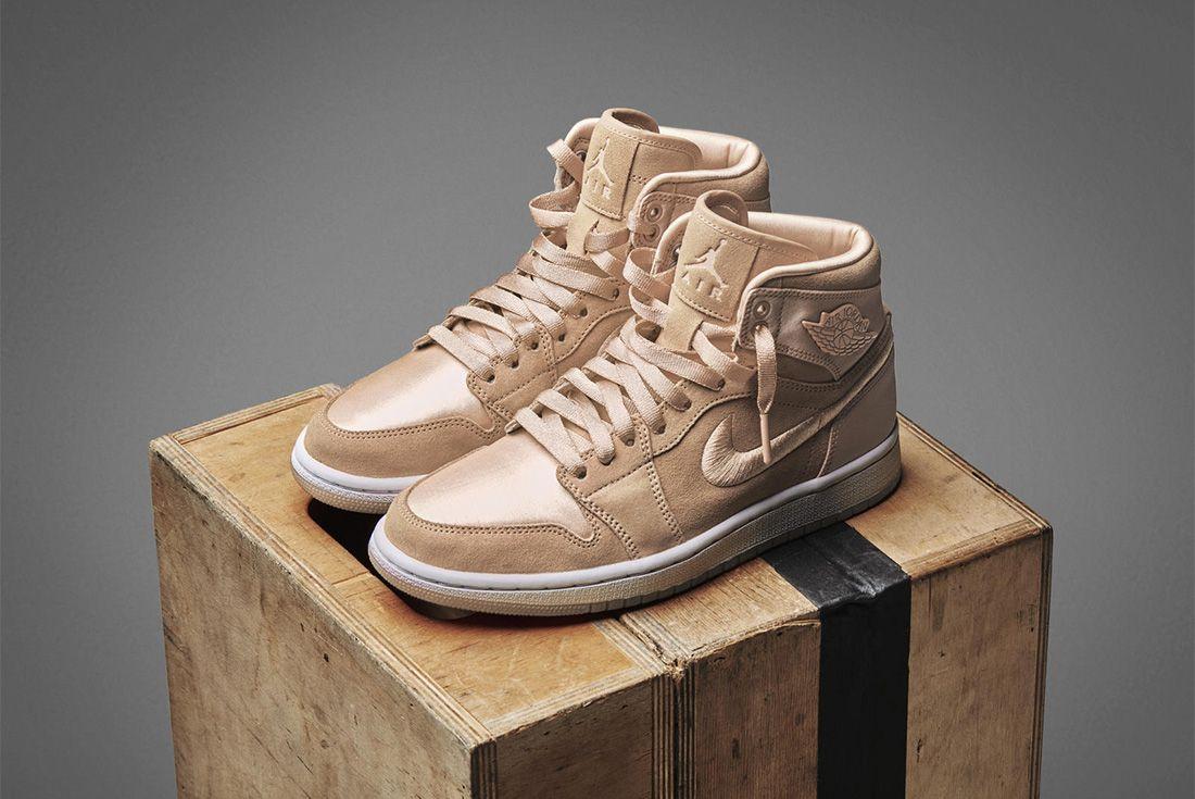Sneaker Freaker Jordan Brand Ho17 Jd Jsw Womens Soh Aji Ice Peach
