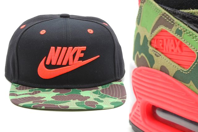 Nike Air Max 90 Prm Duck Infra Camo Pack Atmos Exclusive 1