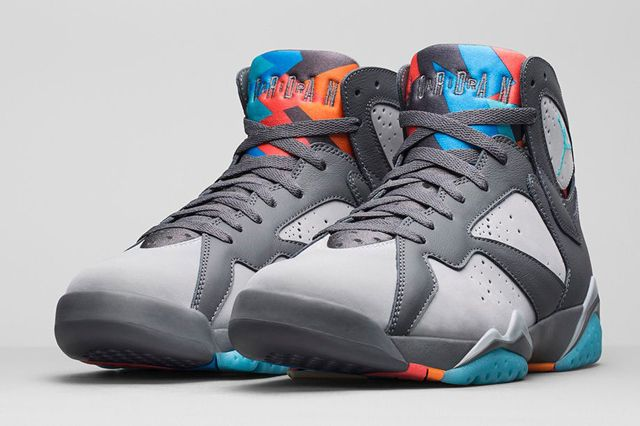 Air Jordan 7 Barcelona Days 2