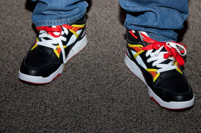 Reebok Party Pumps Court Victory 2 1