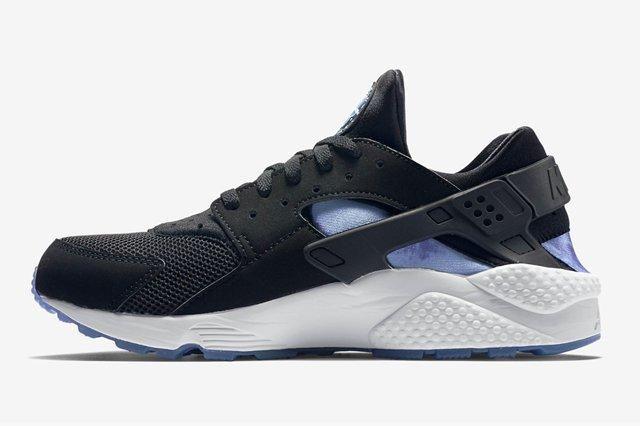 Nike Huarache Black Persian Violet 31