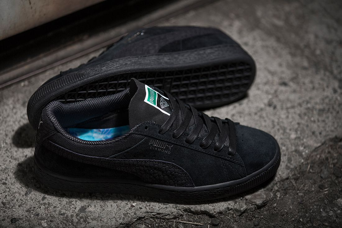 Diamond Supply Co X Puma Classic Suede Collection8