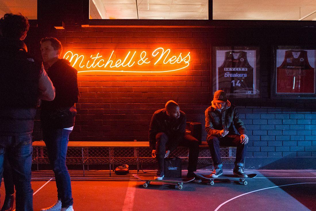 Mitchell Ness X Nbl Melbourne Launch Party Recap 32