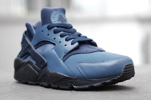 Nike Air Huarache Slate Blue 5
