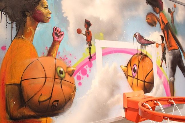 Art Of Basketball 9 1
