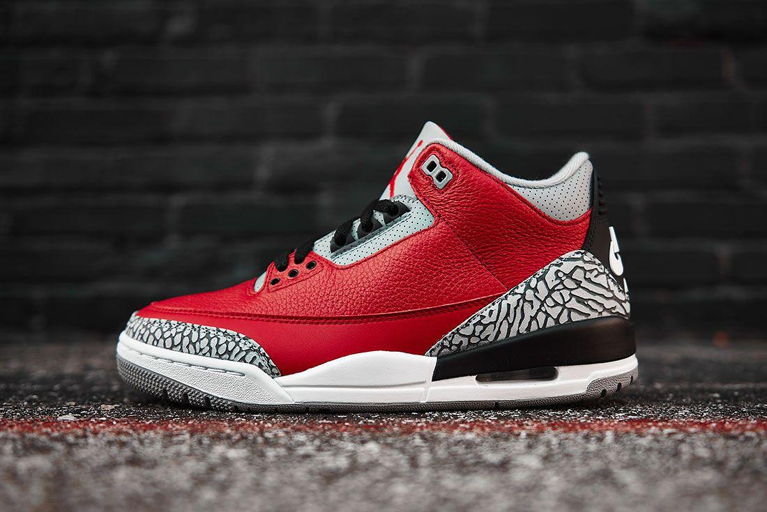 Jd 20200207 Jordan Retro 3 Photo Studio 329 Hero Shot Sneaker Freaker