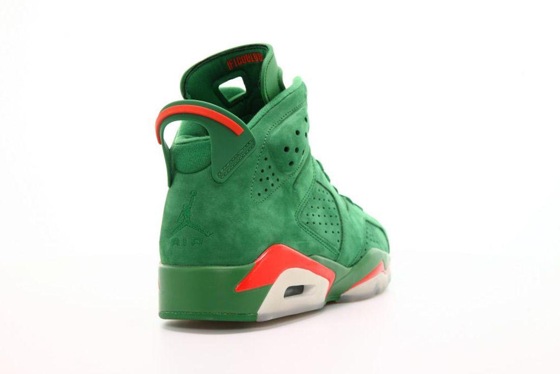 Gatorade X Air Jordan 6 Pine Green Release Date Sneaker Freaker 11