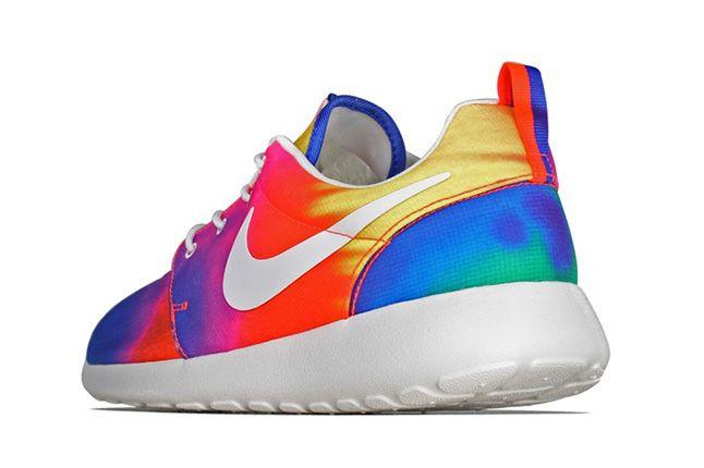 Nike Roshe Run Tie Dye 2013 1