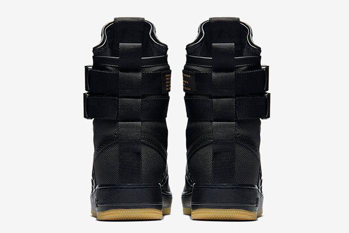 Nike Sf Air Force 1 Black 6