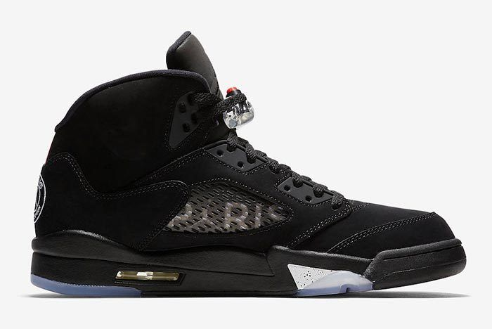 Air Jordan 5 Psg Paris Saint Germain 3
