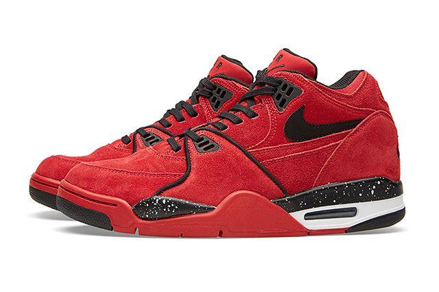 Nike Air Flight 89 Red 2