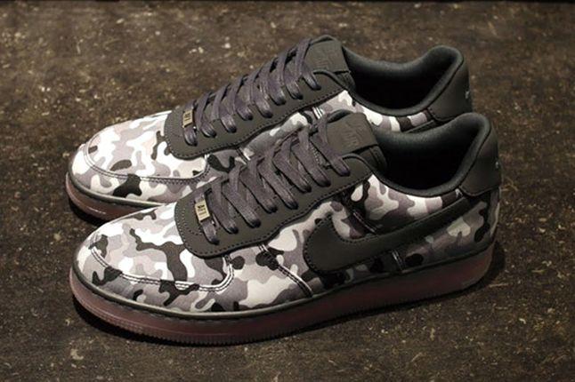 Nike Air Force Downtown Camo Pair 1