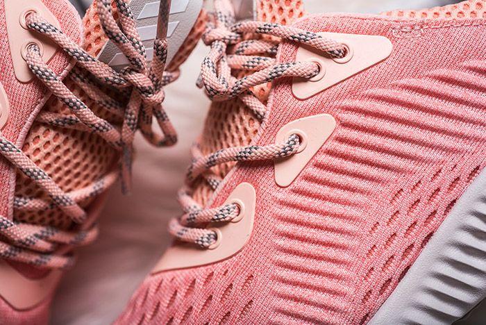Adidas Alphabounce Pink Womens 2