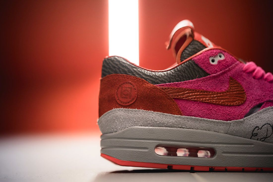 Bespoke Ind Clot X Nike Air Max 1 1 Of 1 For Edison Chen 6