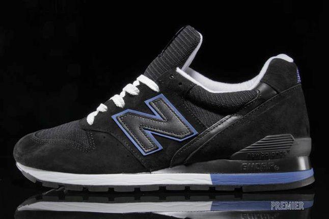 New Balance 996 Black Blue 6