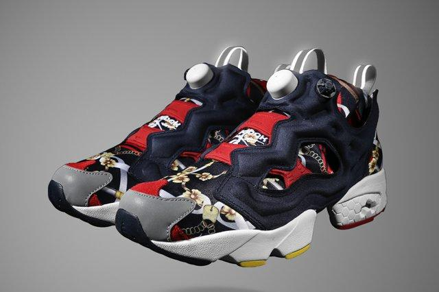 Invincible Reebok Insta Pump Fury 5
