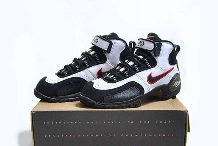 Nike Air Zoom Schu White