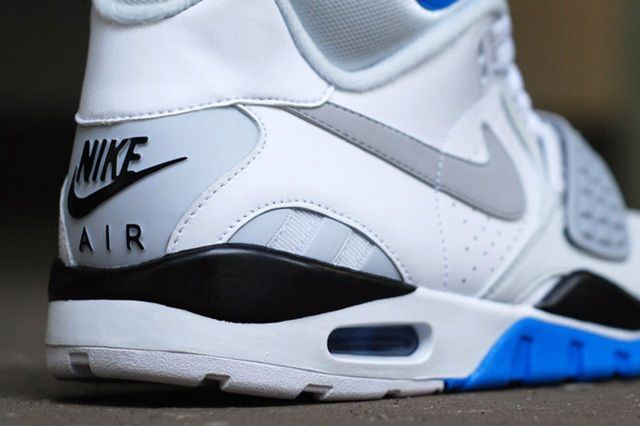 Nike Air Trainer Sc Ii White Photo Blue 1