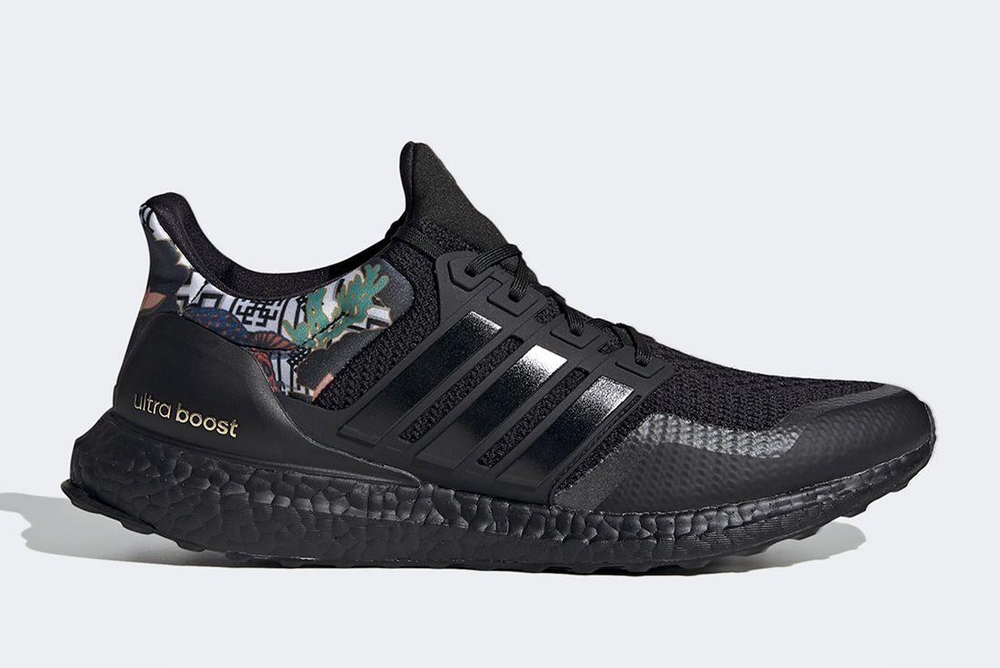 Adidas Ultraboost Cny Black Right