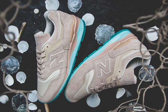 New Balance 997 Coastal Pack Beige