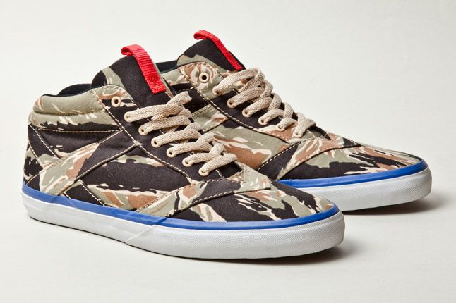 Losers Woodland Camo Blk Olive Blue 3 1