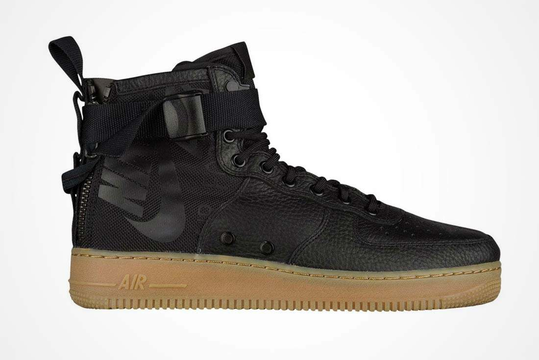 Nike Sf Air Force 1 Mid 1 1