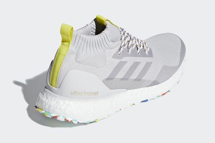 Adidas Ultra Boost Mid White Multicolor G26842 4