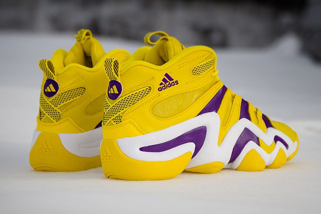 Adidas Crazy 8 Los Angeles Lakers 1