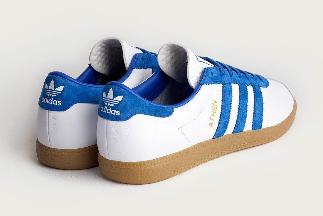 Adidas Athen Size Exclusive Whiteblue 3