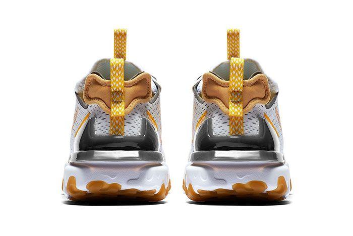 Nike React Vision Honeycomb Heel