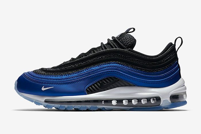 Nike Air Max 97 Foamposite Game Royal Ci5011 400 Release Date Side