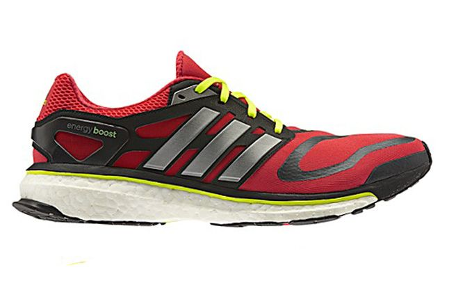 Adidas Energy Boost Red Profile 1