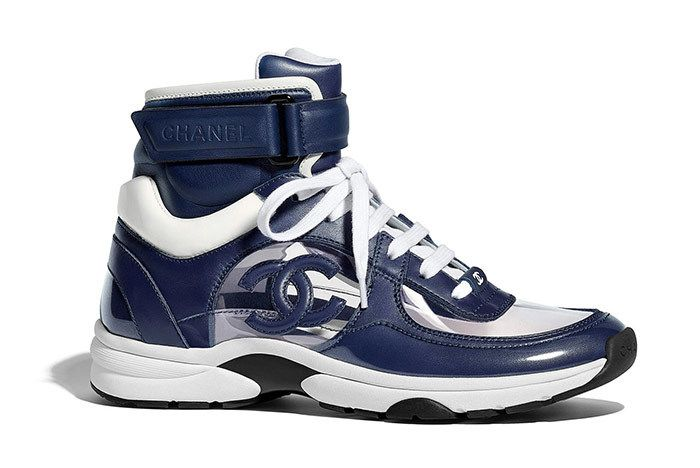 Chanel Sneakers Spring Summer 2