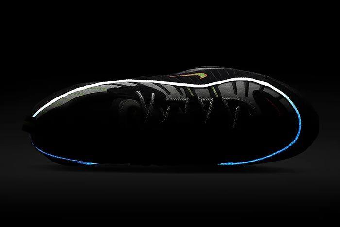 Nike Air Max 98 Neon Dark